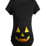 Halloween t-shirts pregnant women