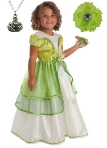 disney princess costumes for little girls
