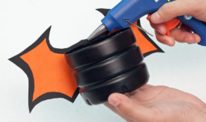 easy Halloween bat crafts