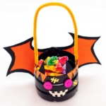 homemade Halloween party favors