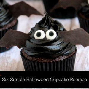 Halloween cupcake recipes pictures