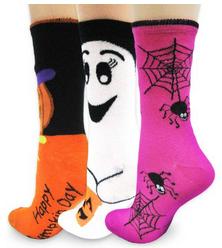 crazy Halloween socks