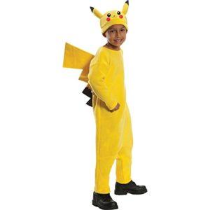 pikachu halloween costume for kids