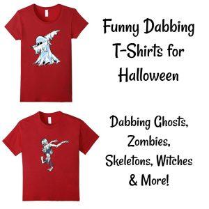 Halloween Dabbing Shirts